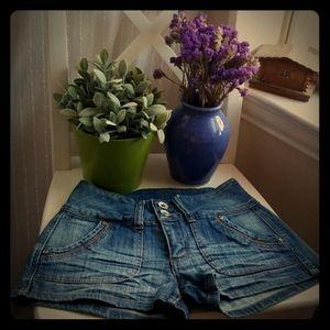 Vintage 90's Mudd Jean Shorts